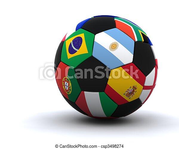 világ, labdarúgás, 2010, csésze - csp3498274