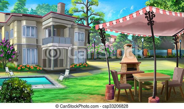Villa Maison Maison Privé Vacances Alcôve Fields Villa