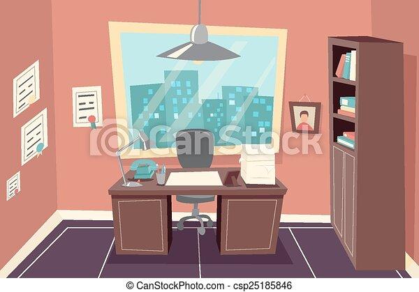 ville concept bureau fonctionnement salle fond vecteur eps rechercher des clip art. Black Bedroom Furniture Sets. Home Design Ideas