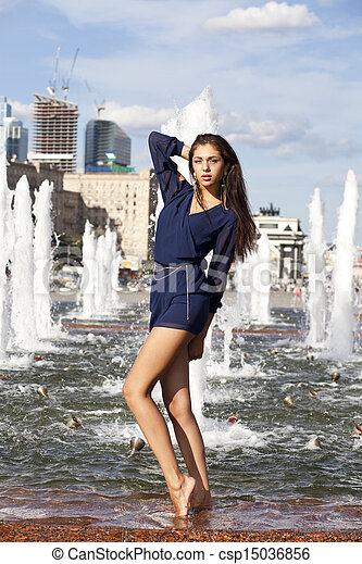 femme fontaine sexe sexy sexe