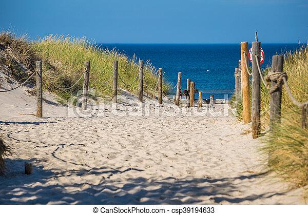 Mer Baltique Pologne