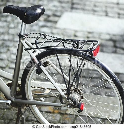 ville, vélo - csp21848605