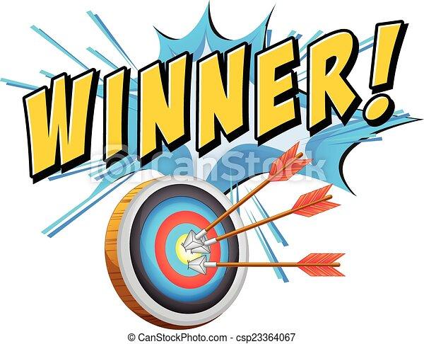vincitore - csp23364067