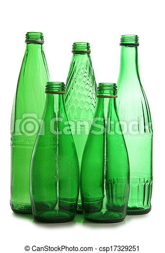 Vine bottles - csp17329251