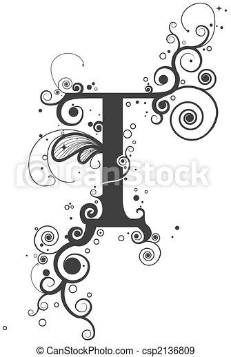 Vines Font - csp2136809