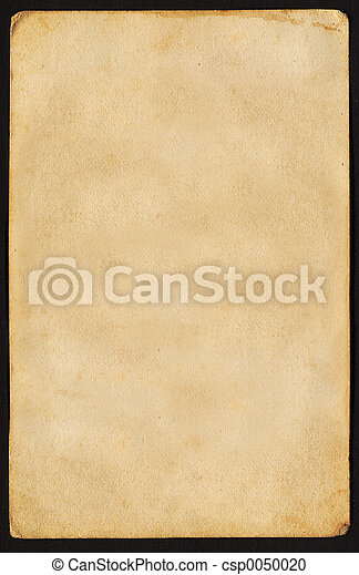 vinhøst, avis - csp0050020