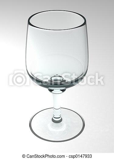 vinho vidro - csp0147933
