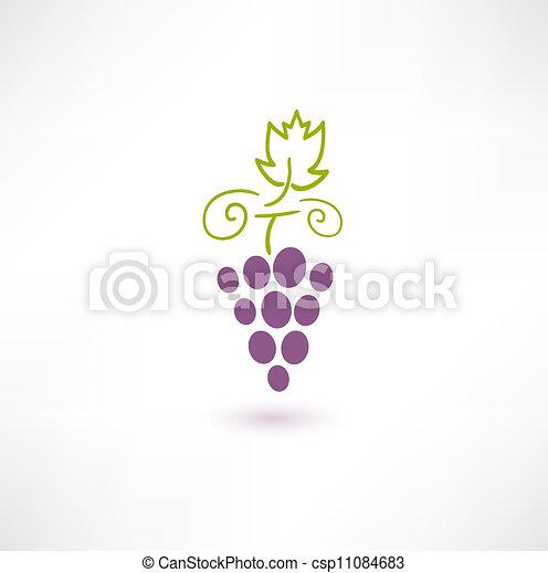 vino de uva - csp11084683