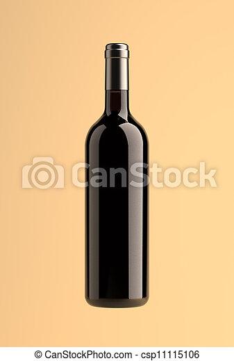 vino rojo - csp11115106