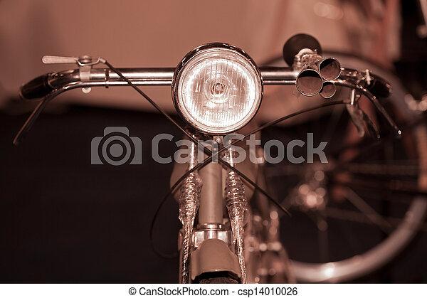 vinobraní, jezdit na kole - csp14010026