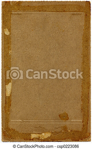 Vintage 1920s Paper Textured For The Stock