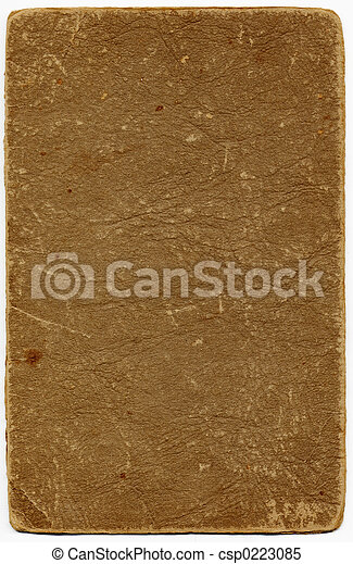 Vintage 1920s Paper Textured Form