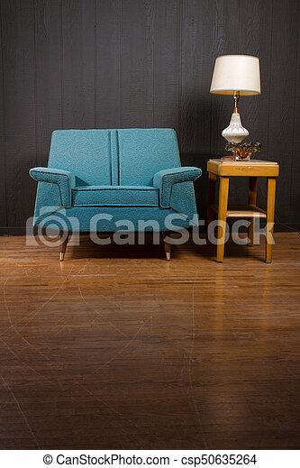 Vintage Arm Chair - csp50635264