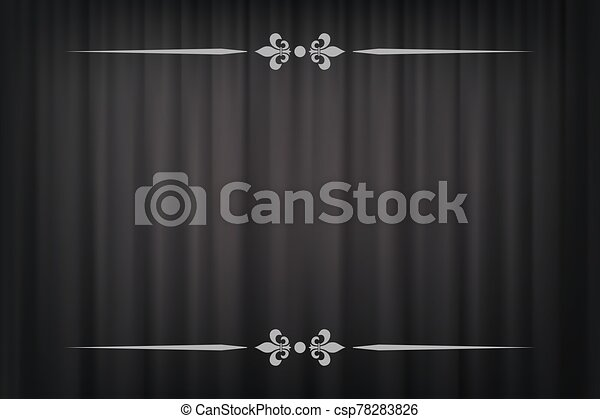 Curtains clipart outline, Curtains outline Transparent FREE for download on  WebStockReview 2020