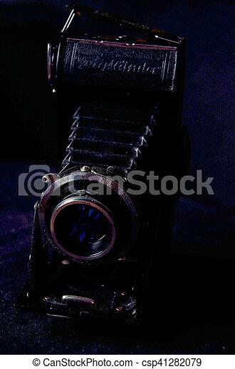 Vintage camera - csp41282079