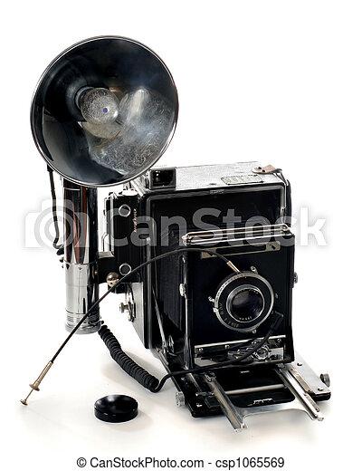 Think, that Vintage calumet 4x5 cameras not see