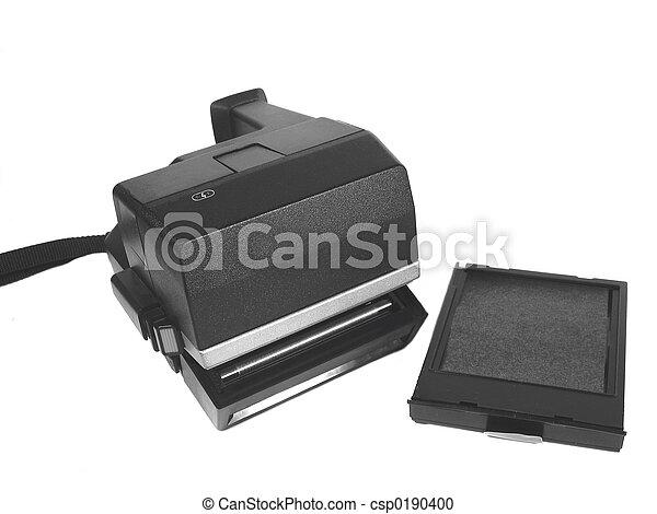 Vintage Camera - csp0190400