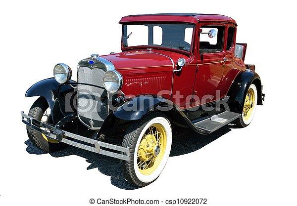 Vintage Car - csp10922072