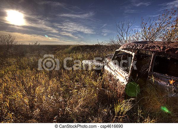 Vintage Car - csp4616690