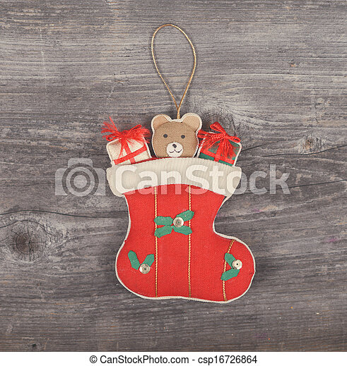 Vintage Christmas Decorative Ornament