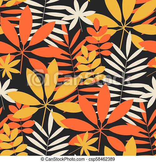 Vintage Color Jungle Foliage Seamless Pattern Geometric Tropical Leaves Endless Repeatable Motif For Surface Design Canstock With folkart motif stencils, you can mix, match, and layer patterns to create your own look. https www canstockphoto com vintage color jungle foliage seamless 58462389 html