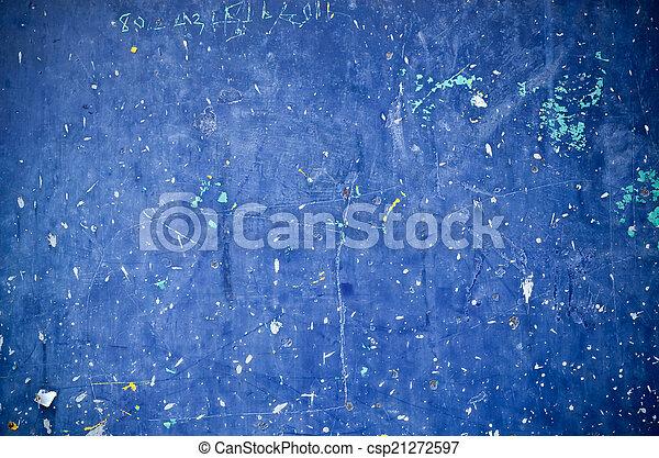 vintage concrete wall background - csp21272597