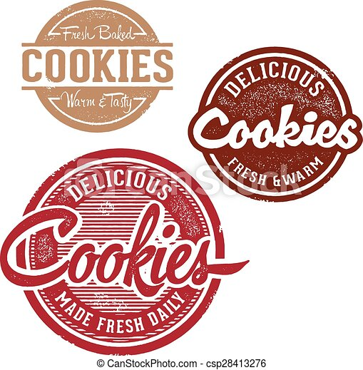 20+ Cookie Logo Clipart