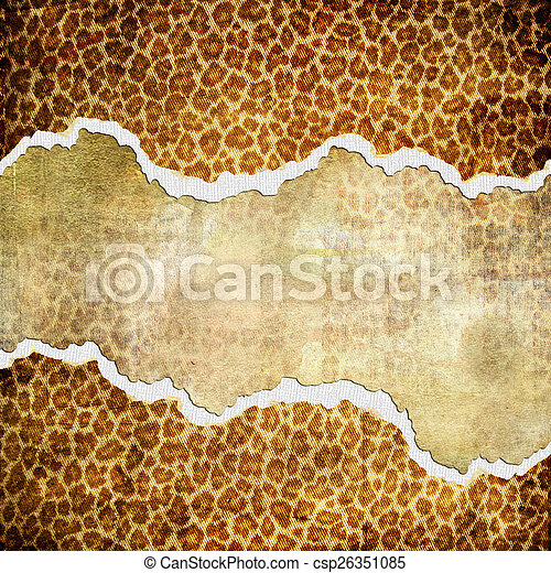 Vintage Decorative Background - csp26351085