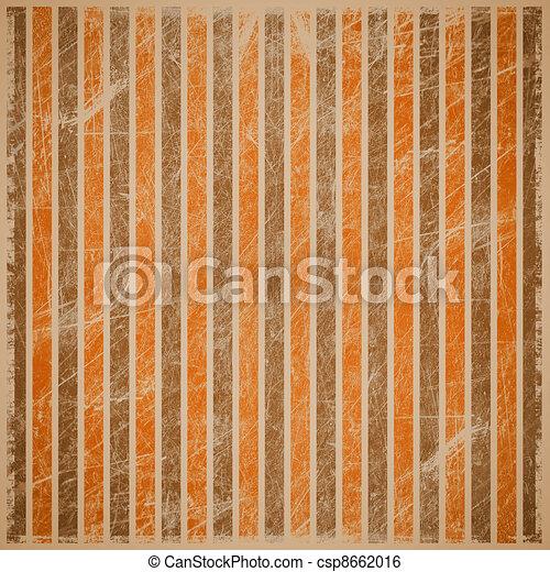 vintage dirty striped wallpaper - csp8662016
