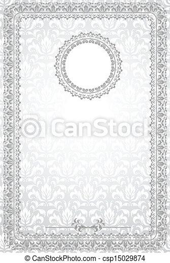 Vintage frame - csp15029874