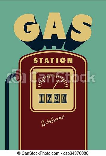 Gas Logo Design