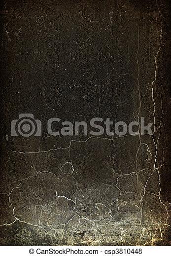 Vintage grunge heavy background. - csp3810448