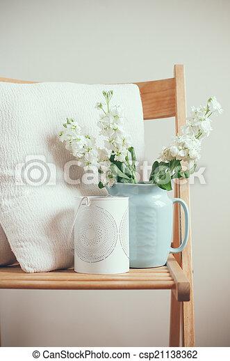 Vintage home decor - csp21138362
