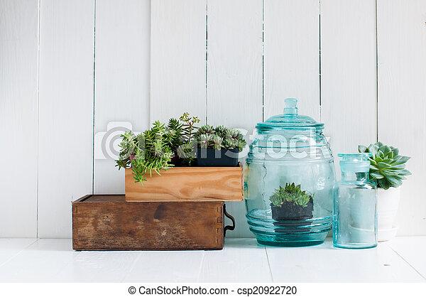 Vintage home decor - csp20922720
