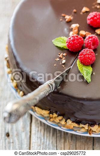 Astounding Vintage Knife Cutting A Chocolate Cake Vintage Knife Cutting A Funny Birthday Cards Online Benoljebrpdamsfinfo