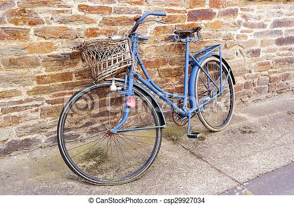 Vintage ladies bike - csp29927034