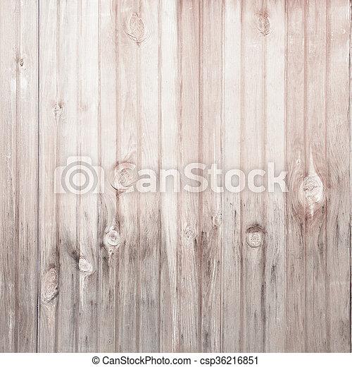 Vintage Light Brown Wood Background