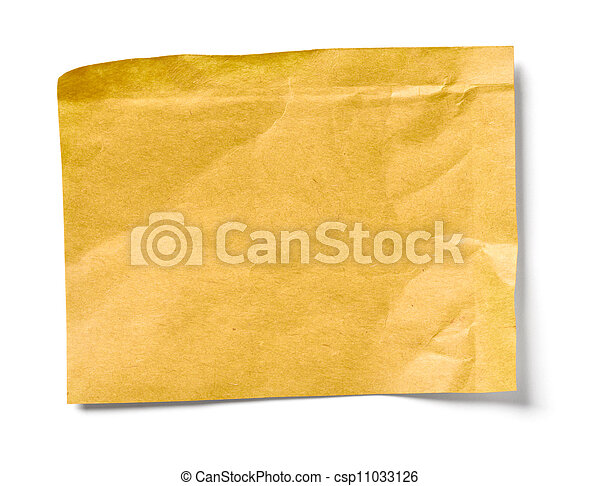 vintage note paper office business - csp11033126