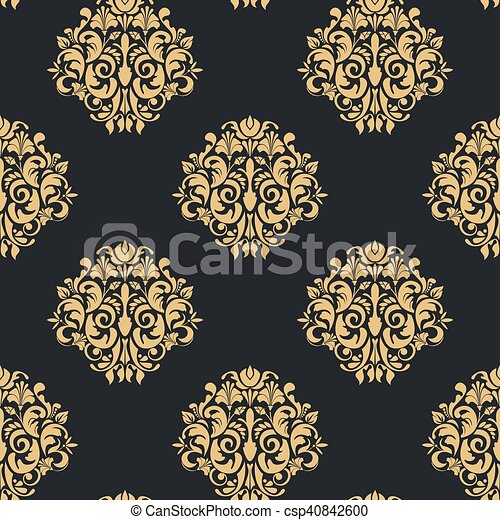 Vintage pattern seamless - csp40842600