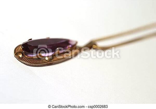 Vintage pendant - csp0002683