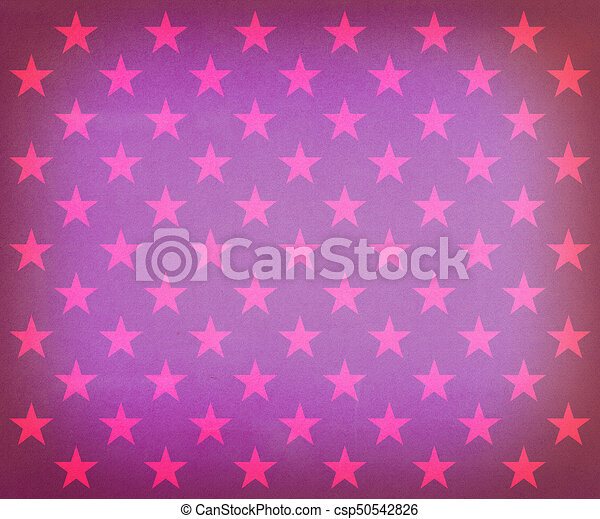 Vintage purple stars pattern wrapping paper on a faded purple vintage purple stars pattern csp50542826 voltagebd Gallery
