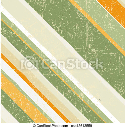 vintage seamless strips background - csp13613559