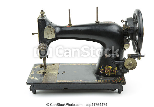 Vintage Sewing Machine Portrait Of A Old Italian Sewing Machine Fascinating Italian Sewing Machine