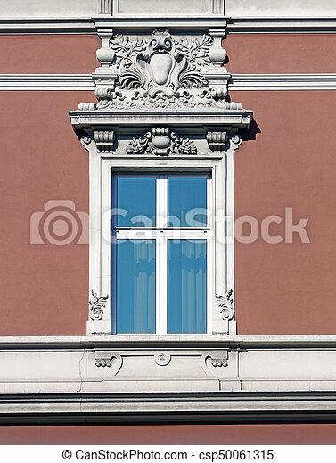 Vintage style window - csp50061315