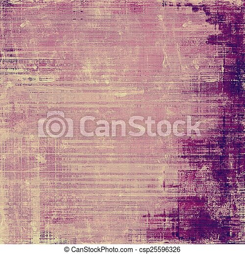 Vintage texture ideal for retro backgrounds. With different color patterns: gray; purple (violet); pink - csp25596326