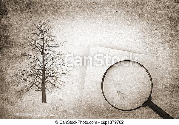 vintage texture - csp1379762