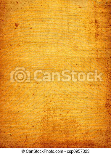 Vintage Textured Paper Brown Old