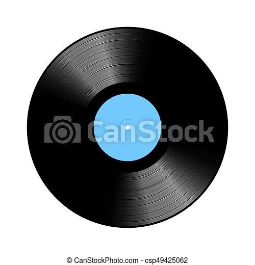 vintage vinyl record vintage vinyl lp record vector clip art rh canstockphoto com vinyl record vector free vinyl record vector free download