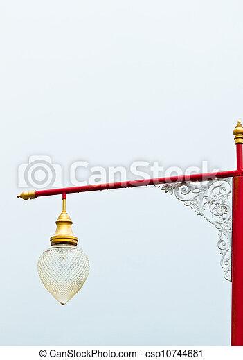 Vintage wall lamp - csp10744681
