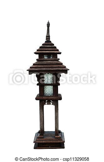 Vintage wall lamp - csp11329058